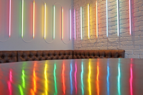 Charlie Nott Staff Only Neons