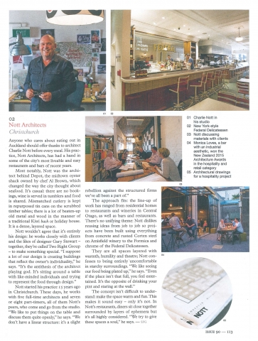 NOTT OFFICE IN MONOCLE FEB 2016